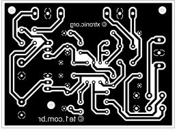 circuito-pre-amplificador-estereo-ne5532-pcb
