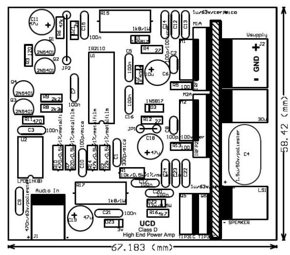 mascara-de-componentes-amplificador-classe-d